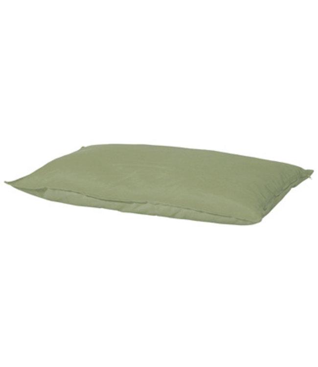 Woef Woef Hondenkussen Comfort 70x100cm (Panama Sage)