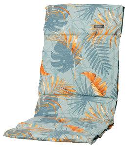 Madison Fiber de luxe kussen 123x50cm (Outdoor Dotan Blue)
