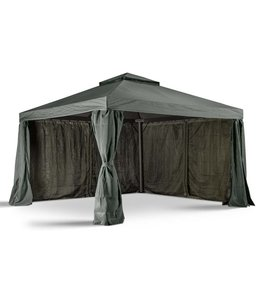 Madison Dakdoek Milaan paviljoen/partytent 300x400cm (Grey)
