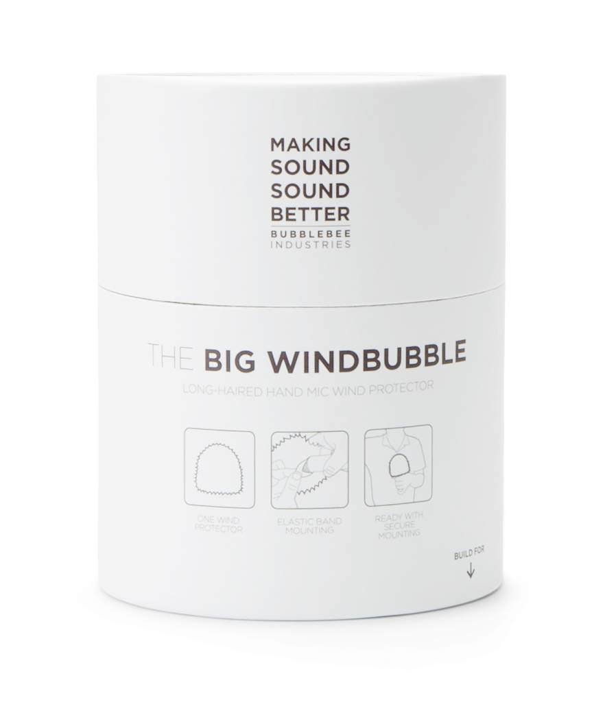 Bubblebee Industries Bubblebee Industries - The Big Windbubble – short-haired