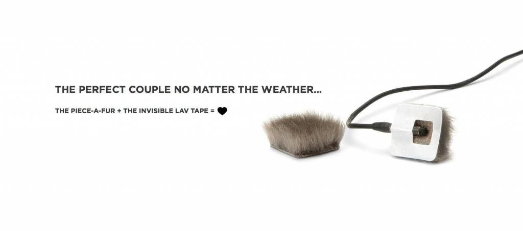 Bubblebee Industries Bubblebee Industries - Invisible Lav Tape