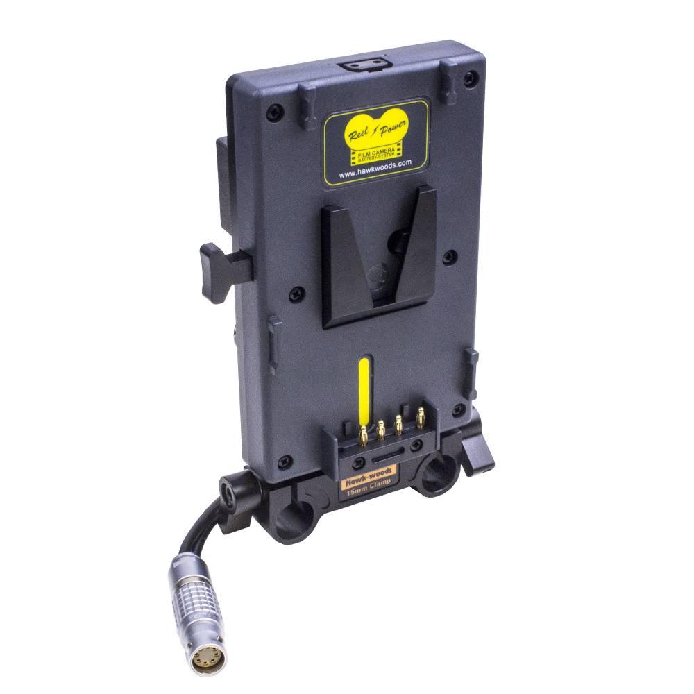 Hawk-Woods Hawk-Woods - RP-CFM1 - ARRI Alexa Mini - Reel Power 15mm Bar Halterung