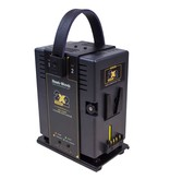 Hawk-Woods Hawk-Woods - RP-2x2 - 2-Channel Reel Power Fast Charger