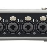 Zoom Zoom - F4 Mehrspur-Fieldrecorder mit sechs Ein-/vier Ausgängen