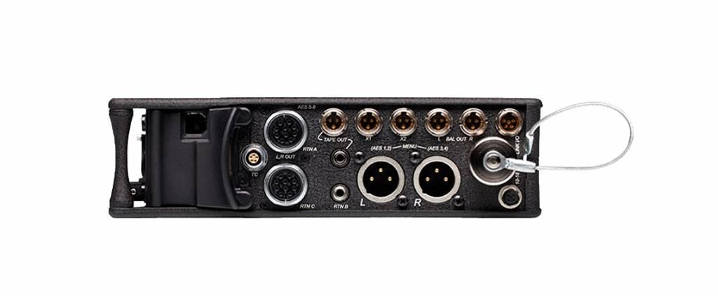 Sound Devices Sound Devices - 664 - 12-Kanal Mischer und Recorder