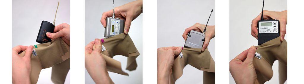 URSA URSA - Sendertasche - Waist (Taille)