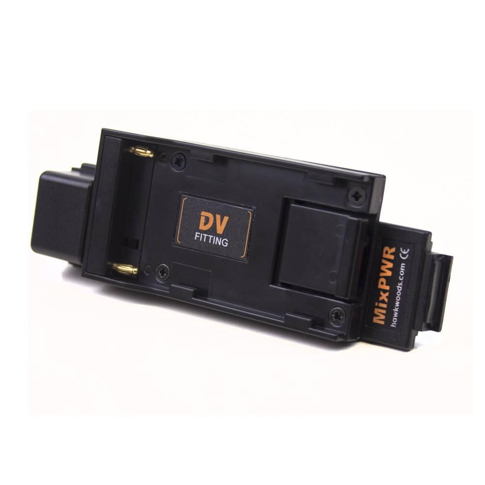 Hawk-Woods Hawk-Woods - SD-2 - L-Mount Batterieadapter für Sound Devices MixPre-3 / MixPre-6