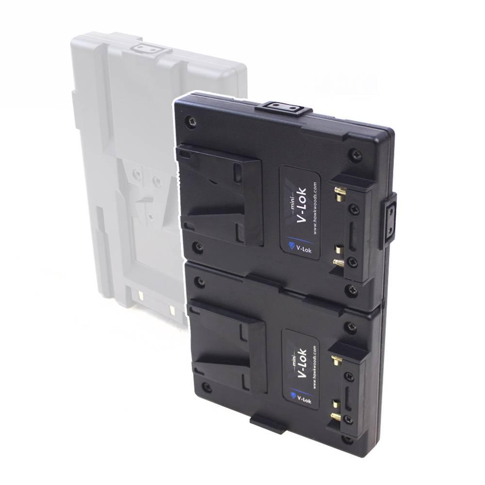 Hawk-Woods Hawk-Woods - VL-MCF1 Mini V-Lok Adapterplatte