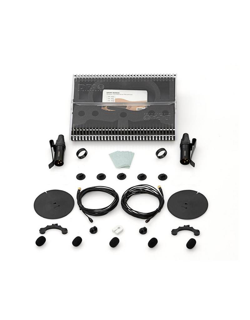 DPA DPA - d:screet SMK - 4060 - Stereo Kit