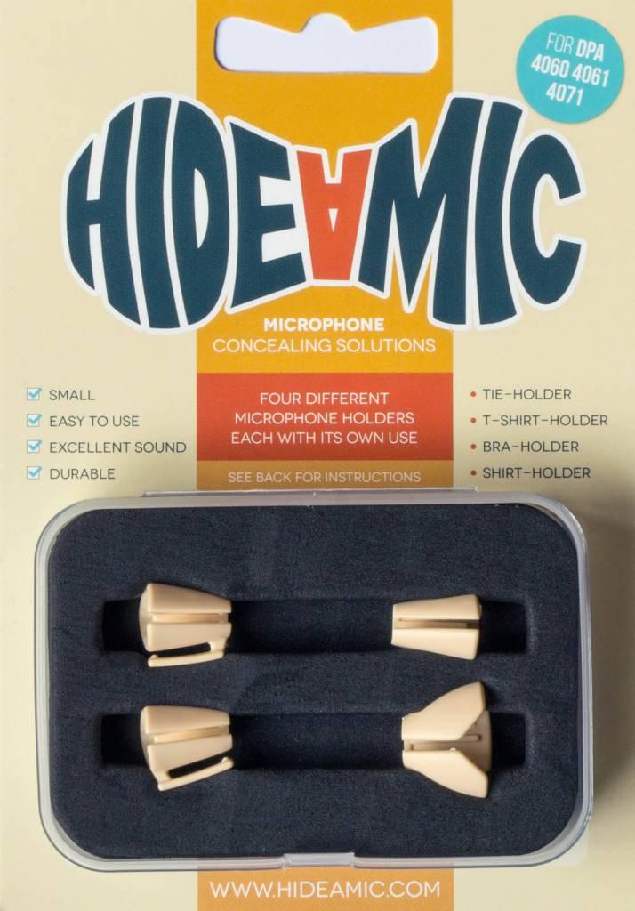 Hide-a-mic Hide-a-mic - Einbauhilfe - für DPA 4060/4061/4071 - Sets