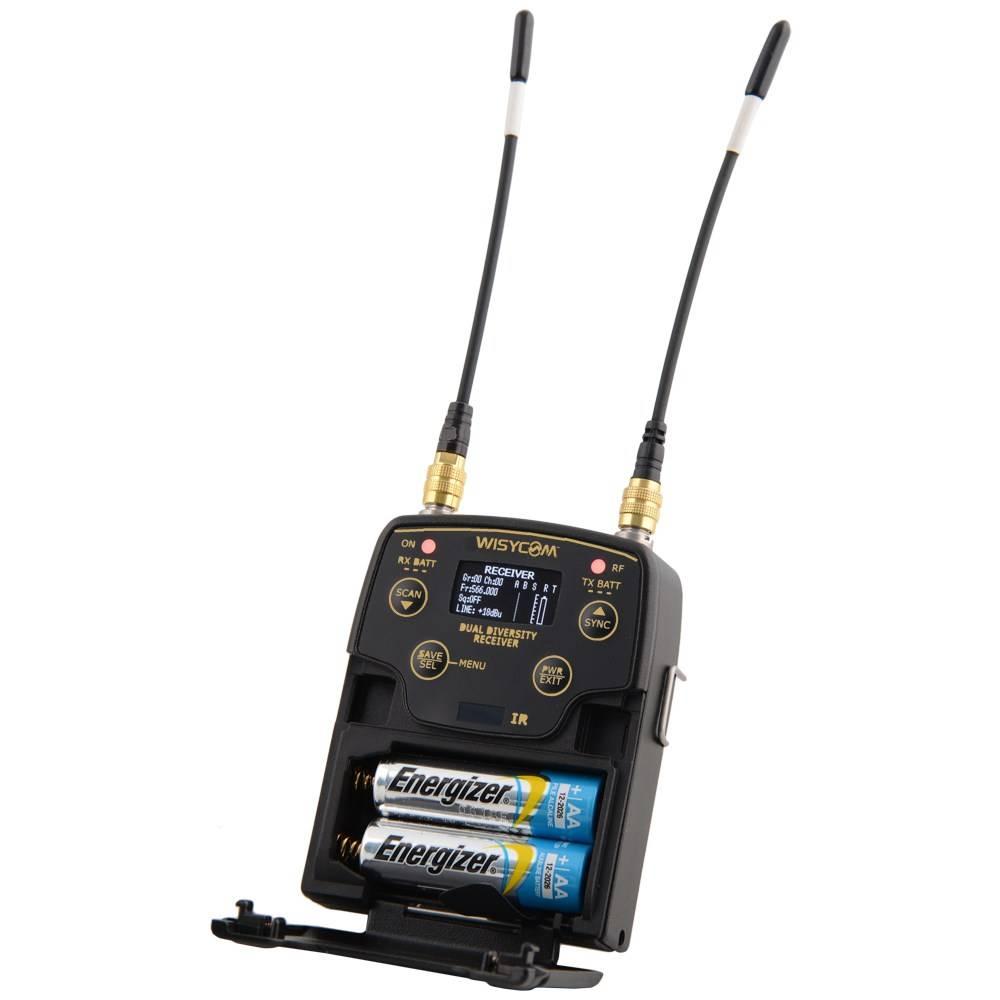 Wisycom Wisycom - MPR52-ENG Zweikanalempfänger