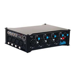 Audio Developments Audio Developments - AD082 - mobiler 8-Kanal Mic Pre-Amp