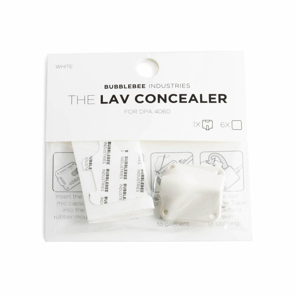 Bubblebee Industries Bubblebee Industries - The Lav Concealer für DPA 4060/61