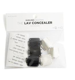 Bubblebee Industries Bubblebee Industries - Multipack - The Lav Concealer für DPA 4060/61 6-Pack