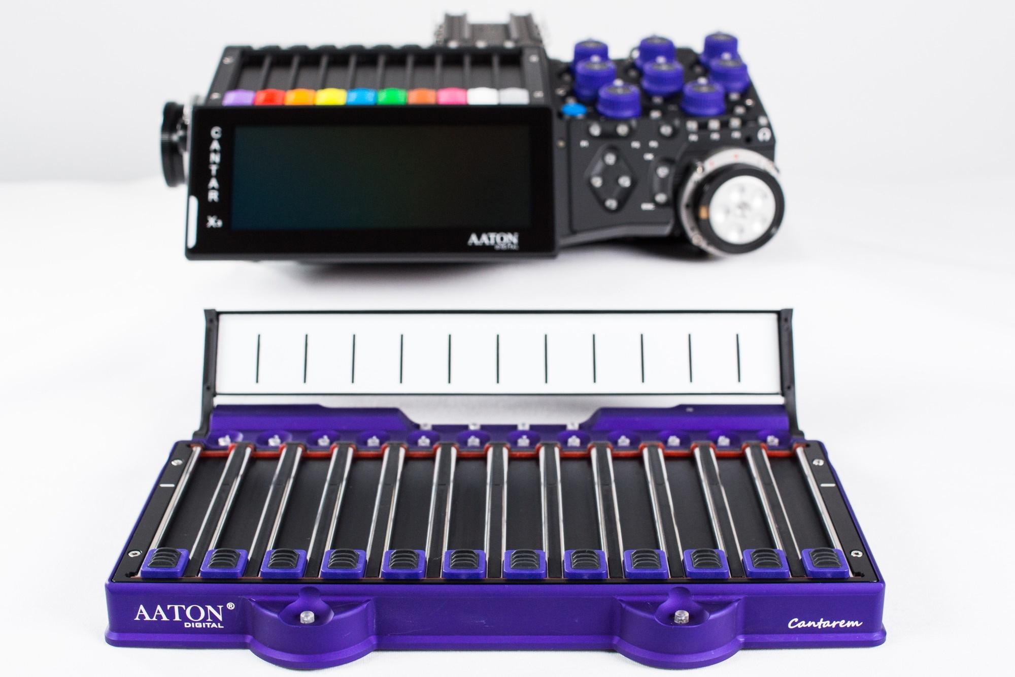 Aaton Digital Aaton Digital - Cantarem 2 - Mix-Controller  für Cantar X3 und Cantar Mini