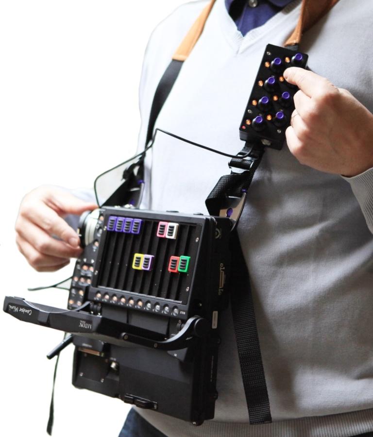 Aaton Digital Aaton Digital - A-Box 8 - Controller - für Cantar X3 + Cantar Mini