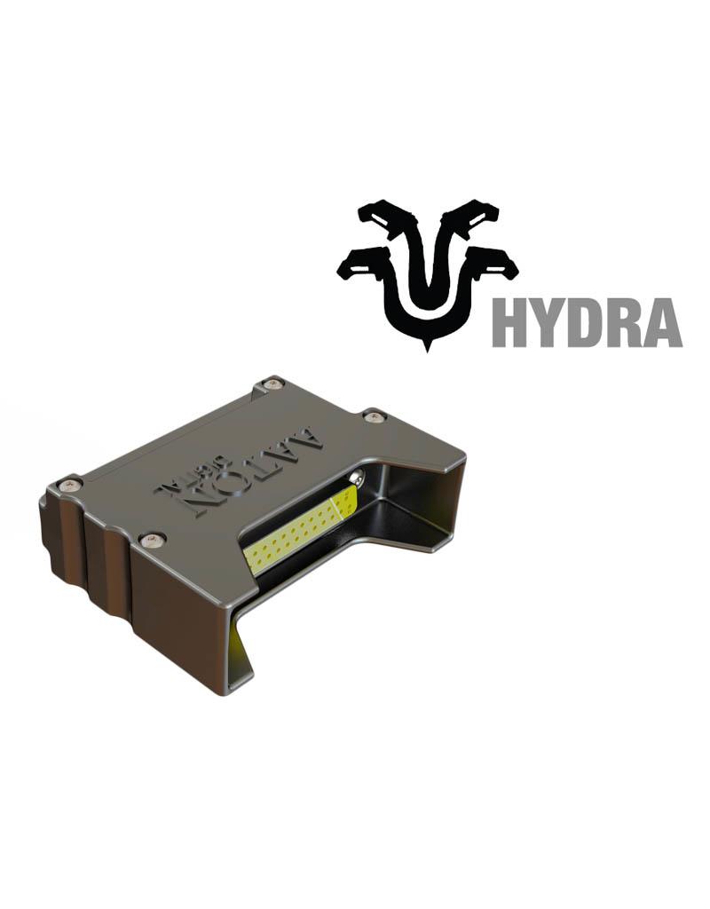 Aaton Aaton Digital - Hydra Socket mit 2xXLR3M mit Ausgangskabeln
