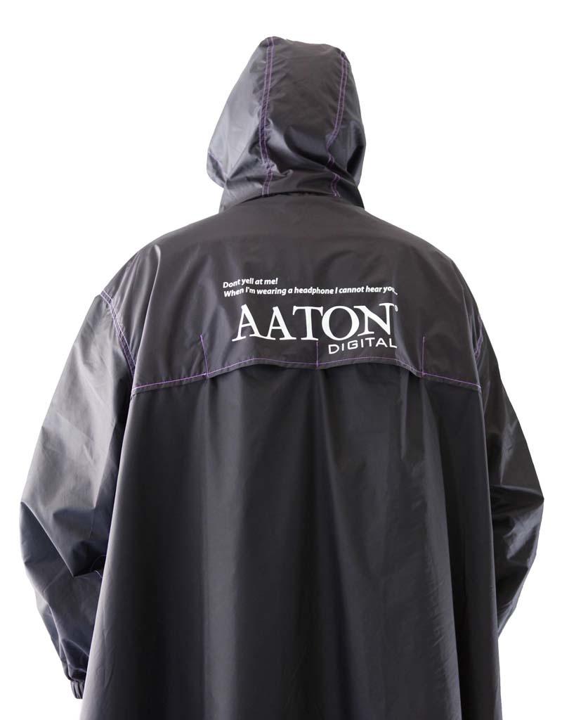 Aaton Aaton Digital - Sound Mixer Rain Poncho