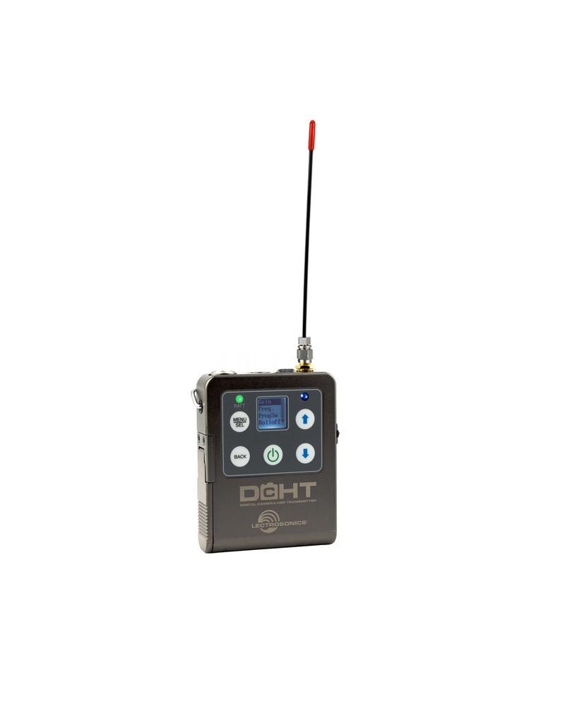 Lectrosonics Lectrosonics - DCHT 2-Kanal Digital Camera Hop Transmitter