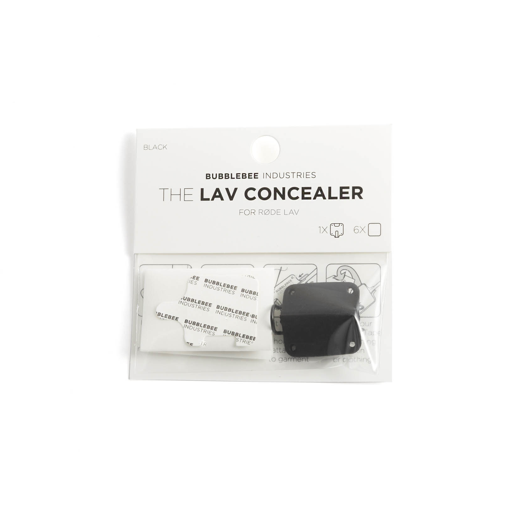 Bubblebee Industries Bubblebee Industries - The Lav Concealer für RØDE LAV