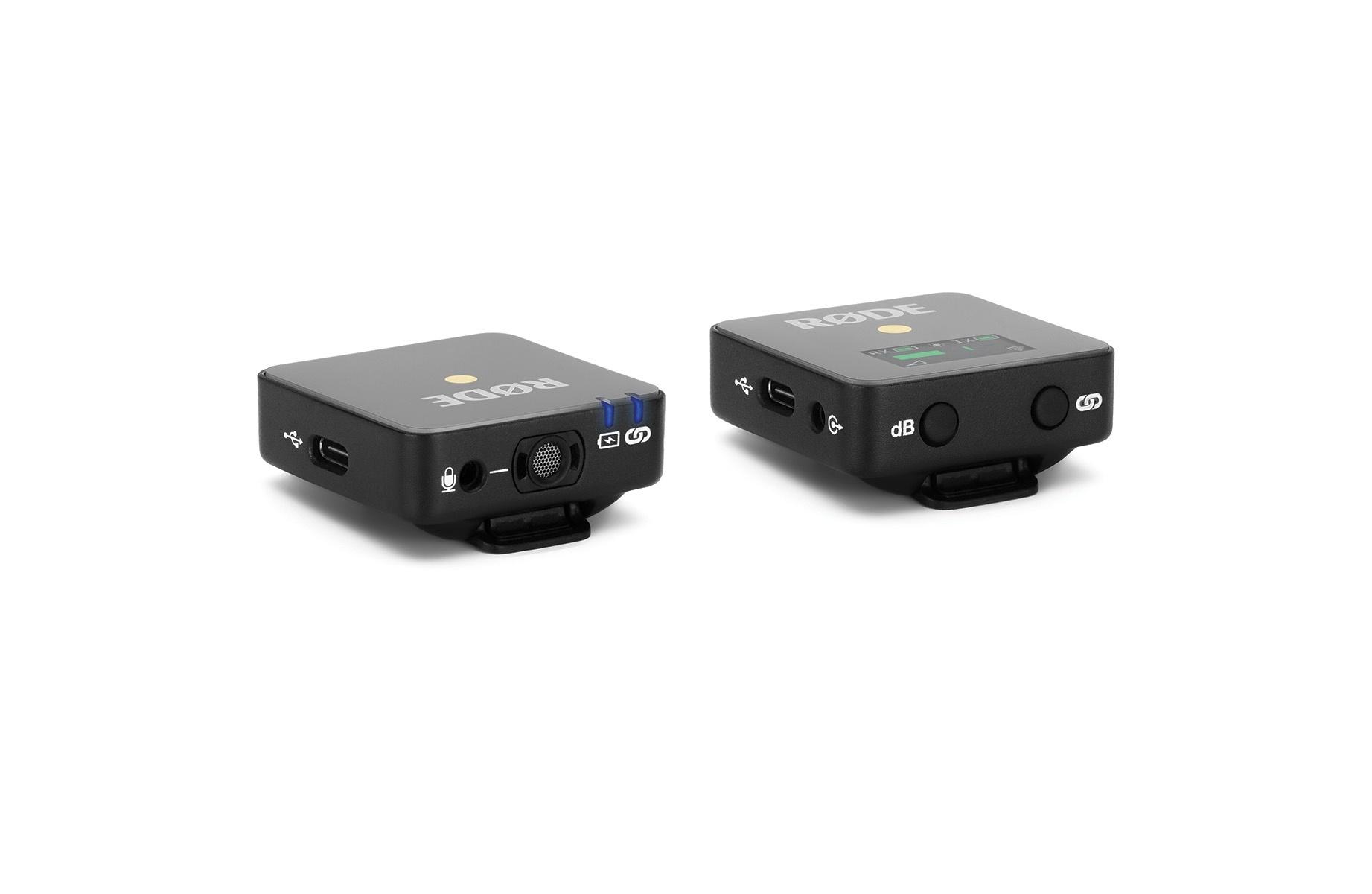 RØDE Røde - Wireless GO - Digitales Drahtlos-Mikrofonsystem