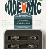 Hide-a-mic Hide-a-mic - Einbauhilfe für Sanken COS-11 Set