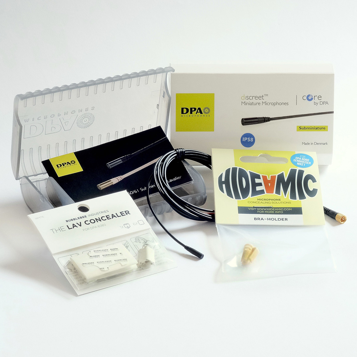 DPA Special Offer - DPA - 6061  Subminiature-Lavalier-Mikrofon  Bundle