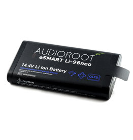 Audioroot Audioroot -  Li-96neo Smart Battery (14.4V / 96Wh) mit OLED Display