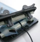 Aquapack Aquapack - wasserdichte Sendertasche mit Kabeldurchführung