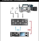 Sonosax Sonosax - SX-M2D2 - mobiler Vorverstärker und InterfaceSonosax - SX-M2D2 - mobiler Vorverstärker und Interface