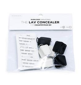 Bubblebee Industries Bubblebee Industries - Multipack - The Lav Concealer für Countryman B3  6-Pack