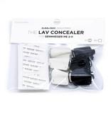 Bubblebee Industries Bubblebee Industries - Multipack - The Lav Concealer für  Sennheiser ME 2