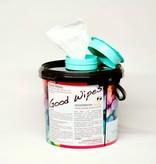 Zeigermann_Audio Good Wipes - gebrauchsfertige Hygienetücher zur Desinfektion