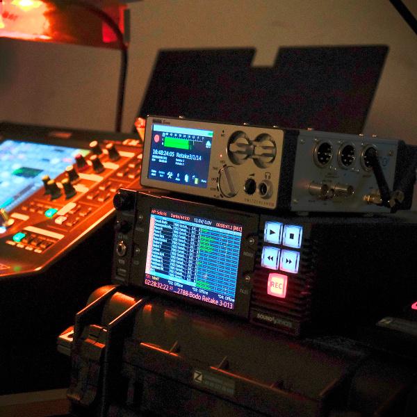 Konzert-Recording mit SD970 und Nagra Seven; Zeigermann_Audio GmbH