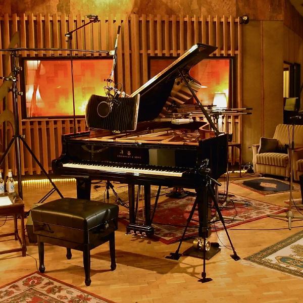 """Recording """"Was, wenn doch?"""" in den Gaga Studios Hamburg; Zeigermann_Audio GmbH"""