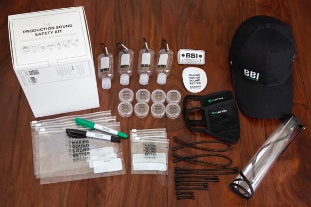 Bubblebee Industries Bubblebee Industries - The Production Sound Safety Kit