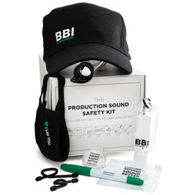 Bubblebee Industries Bubblebee Industries - The Production Sound Safety Kit