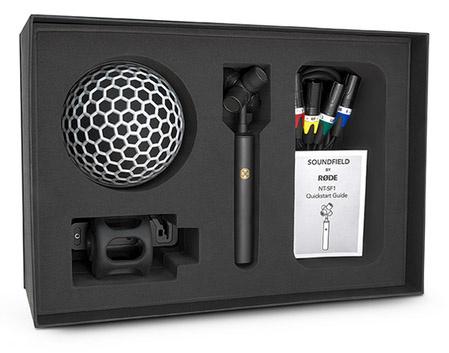 RØDE Røde - NT-SF1 Ambisonic Mikrofon