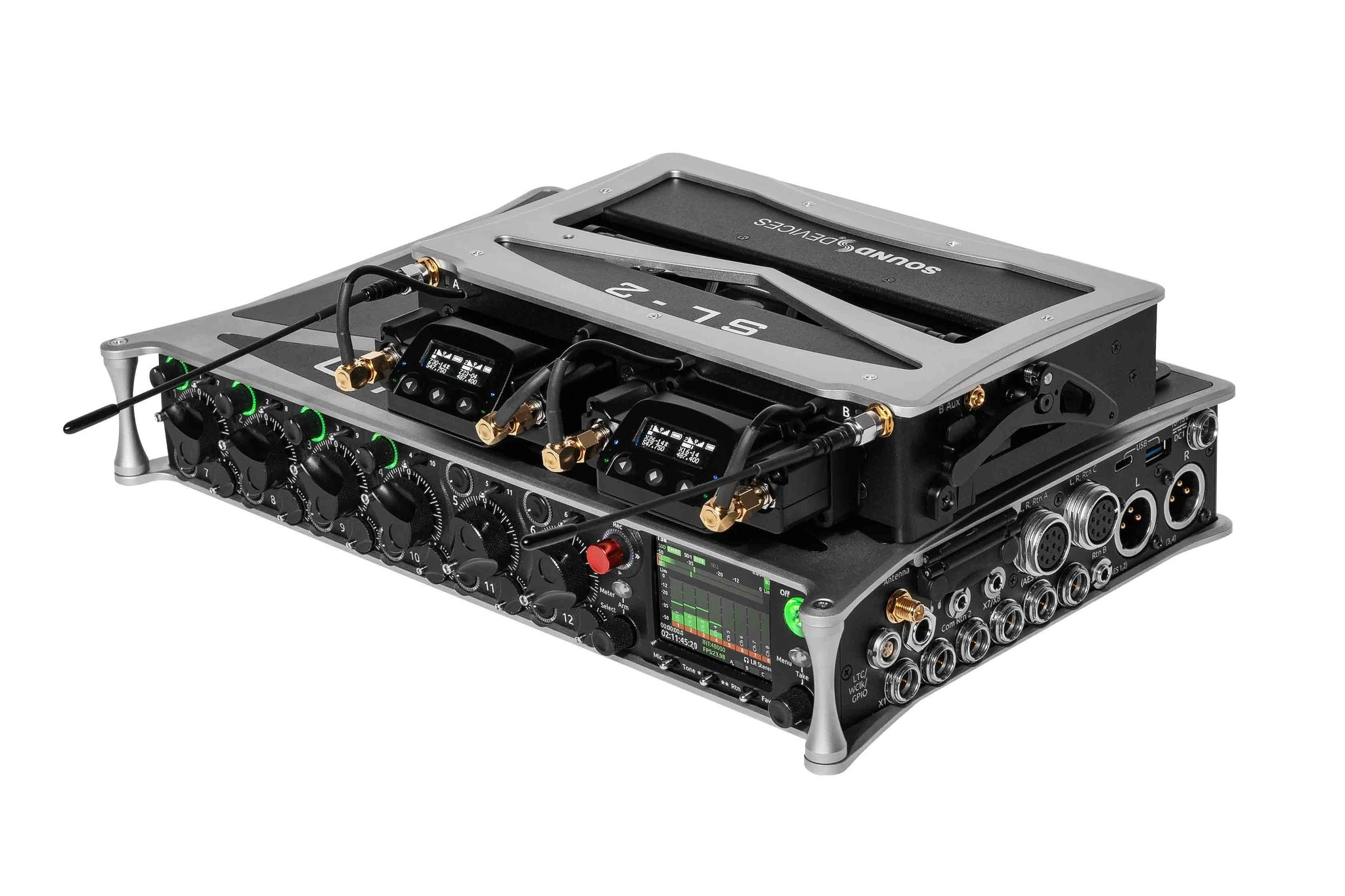 Sound Devices Sound Devices - SL-2 Rack