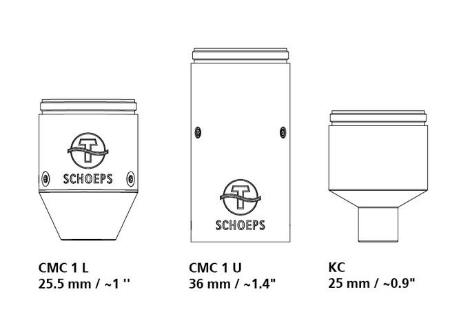 Schoeps Schoeps - CMC1L - Mikrofonverstärker für Colette