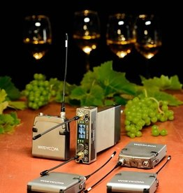 Wisycom Wisycom - Deal - Promo Kit - MCR54 Quad Receiver