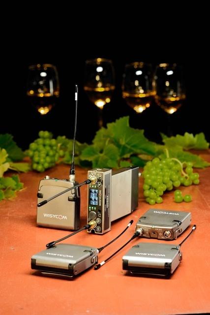 Wisycom Wisycom - Deal - Promo Kit - MCR54 Quad Receiver