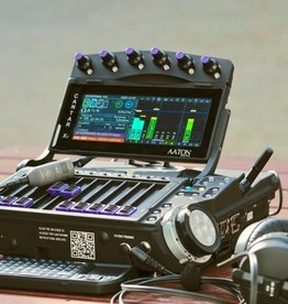 Aaton Digital Aaton Digital - Cantar Mini  16-Spur Multitrack Recorder