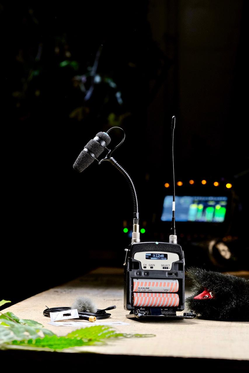 DPA DPA - 4097 CORE Micro-Richtrohrmikrofon