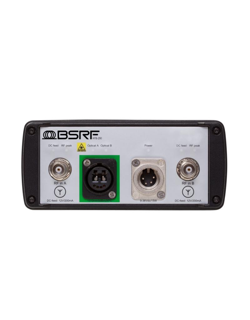 BSRF BSRF Radio over Fiber - AFB-250 - Dual Rx Antenna Fiber Box