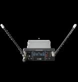 Shure Shure - ADX5D - 2-Kanal True-Digital-Diversity Funkempfänger