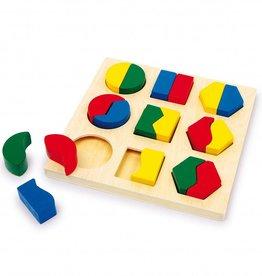 Kidzhout Houten puzzel