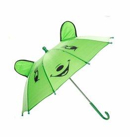 Kidzhout Vrolijke dieren paraplu