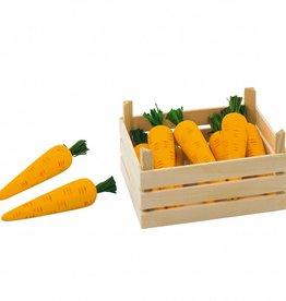 Kidzhout Houten wortels in kist