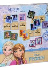 Frozen Houten Memory Frozen